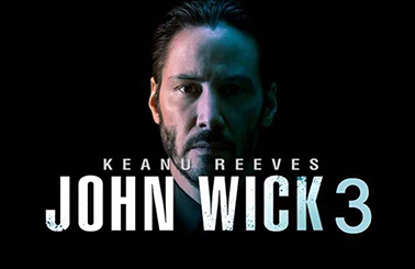 John Wick 3 Shot at Gold Coast Studios